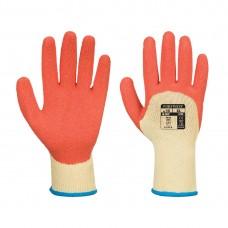 Portwest  A105 - Grip Xtra Glove Yellow/Orange