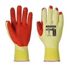 Portwest  A135 - Tough Grip Glove Yellow/Orange