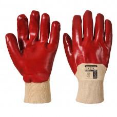 Portwest  A401 - PVC Venti Glove Red