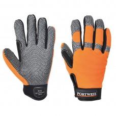 Portwest  A735 - Comfort Grip - High Performance Glove Orange