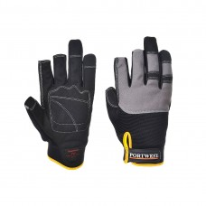 Portwest  A740 - Powertool Pro - High Performance Glove Black