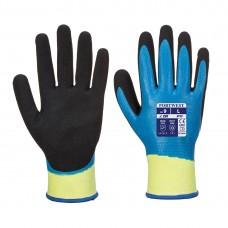 Portwest  AP50 - Aqua Cut Pro Glove Blue/Black