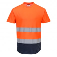 Portwest C395 - Two-Tone Mesh T-Shirt