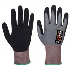 Portwest  CT65 - CT VHR Nitrile Foam Grey/Black