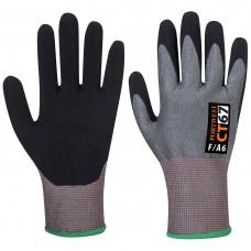 Portwest  CT67 - CT AHR Nitrile Foam Grey/Black