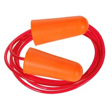 Portwest DISPOSABLE EAR PLUGS CORDED