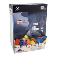 Portwest EP21 - Ear Plug Dispenser Refill Pack ( 500 pairs ) Orange
