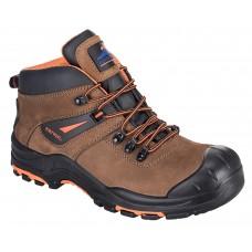 Portwest  FC17 - Portwest Compositelite Montana Hiker Boot S3 Brown