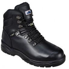 Portwest  FD17 - Steelite Met Protector Boot S3 M Black