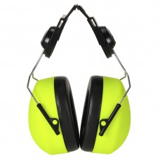 PS42 - Clip-on HV Ear Protector Yellow, Portwest