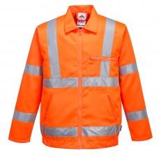 Portwest  RT40 - Veste poly-coton Hi-Vis RIS Orange