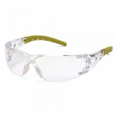 Pyramex Fyxate Clear Lens Anti-Fog Safety Spectacle, Supertouch