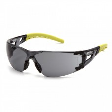 Supertouch Pyramex Fyxate Grey Lens Anti-Fog Safety Spectacle