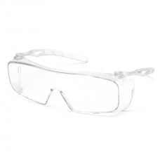 Supertouch Pyramex Cappture Clear Lens Anti-Fog Safety Spectacle